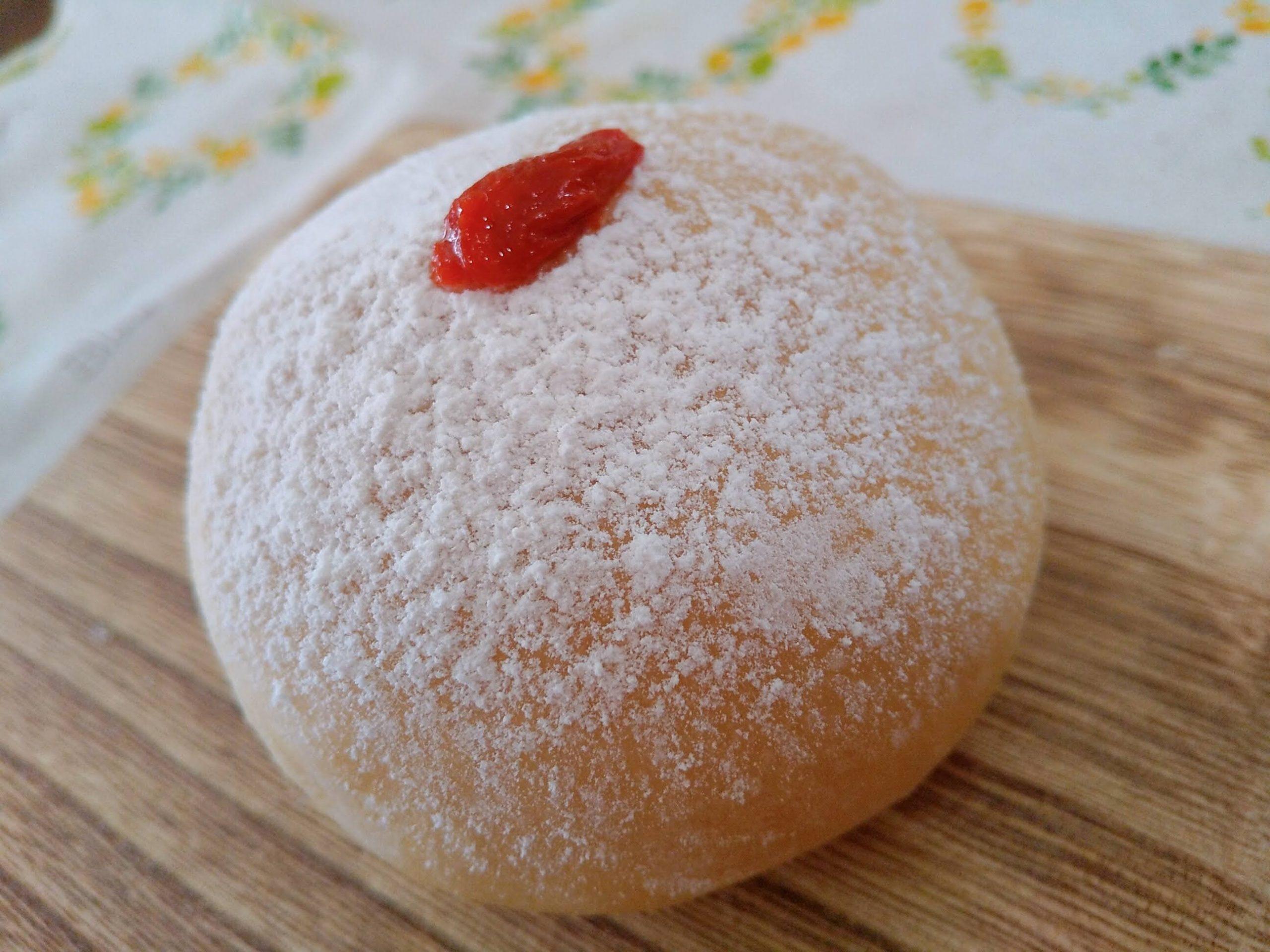杏仁クリームパン